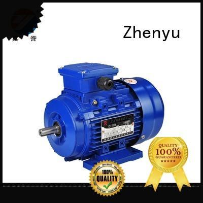 Zhenyu newly single phase electric motor for mine