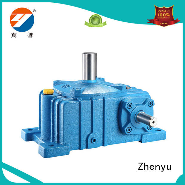 Zhenyu high-energy inline gear reduction box long-term-use for cement