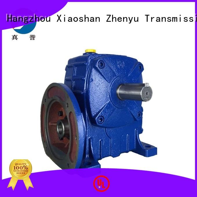 22kw electric speed reducer shaft for printing Zhenyu