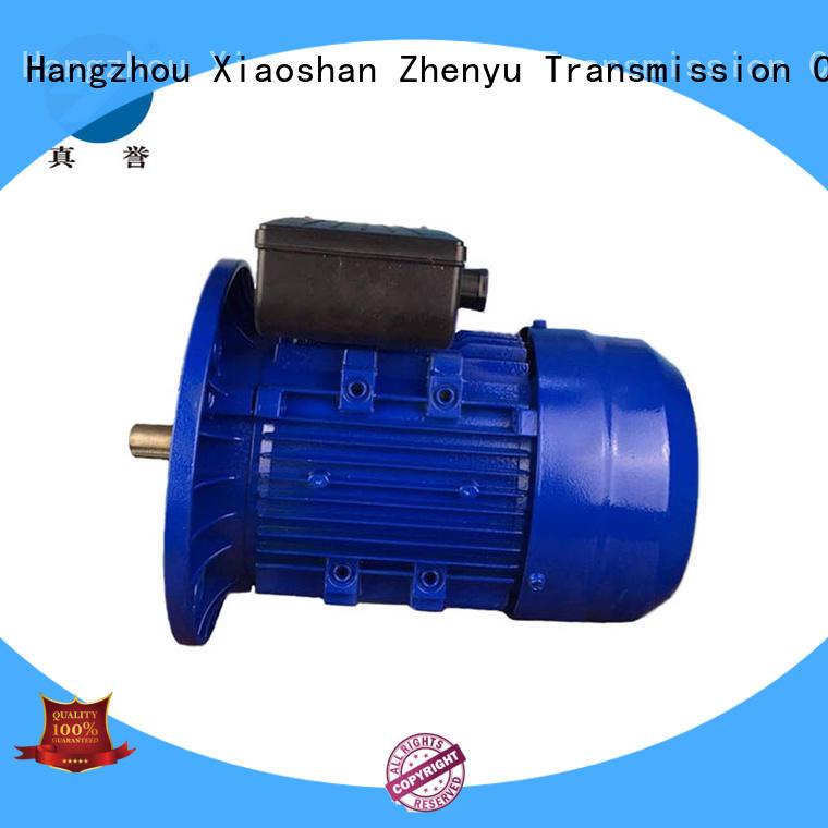 Zhenyu hot-sale single phase motor check now for transportation