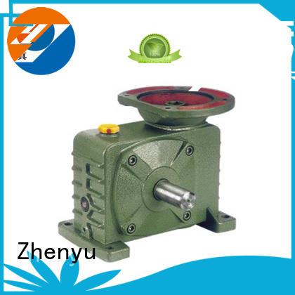 Zhenyu stage transmission gearbox free design for wind turbines