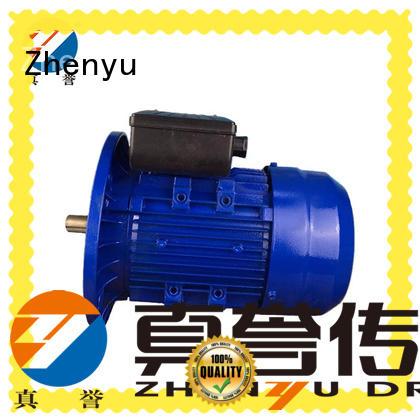 Zhenyu safety 12v electric motor free design for machine tool