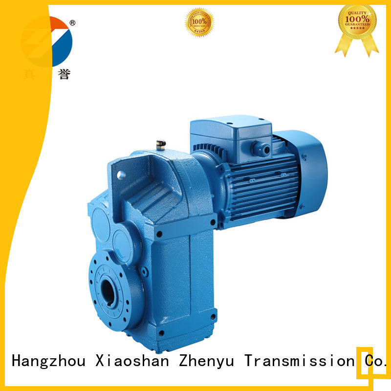 Zhenyu high-energy planetary reducer widely-use for mining