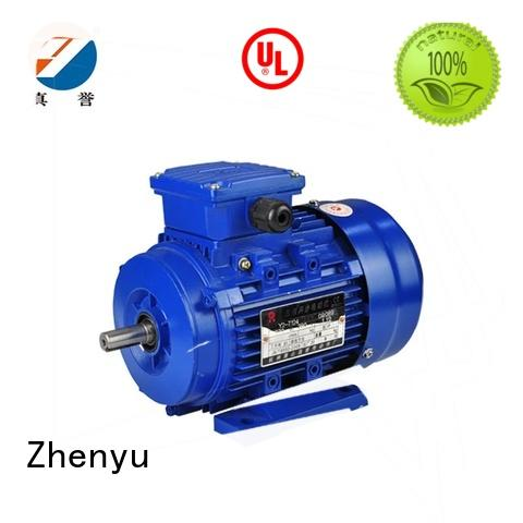 Zhenyu fine- quality 3 phase ac motor for wholesale for chemical industry