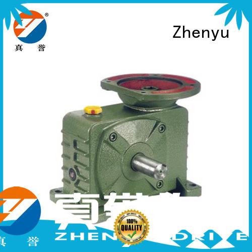 China WPDZ rpm speed reducer