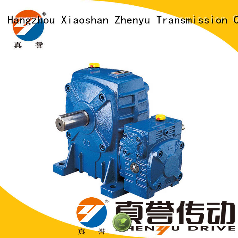 Zhenyu reverse sewing machine speed reducer free quote for light industry