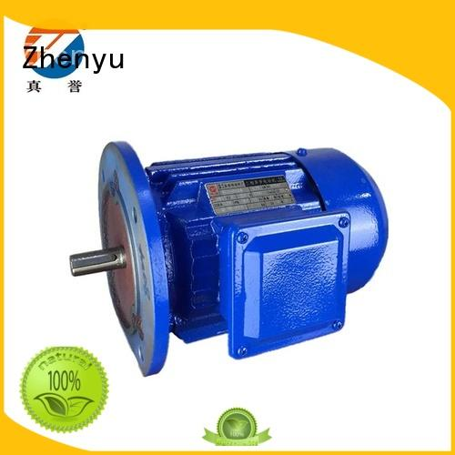 Zhenyu details three phase motor check now for chemical industry