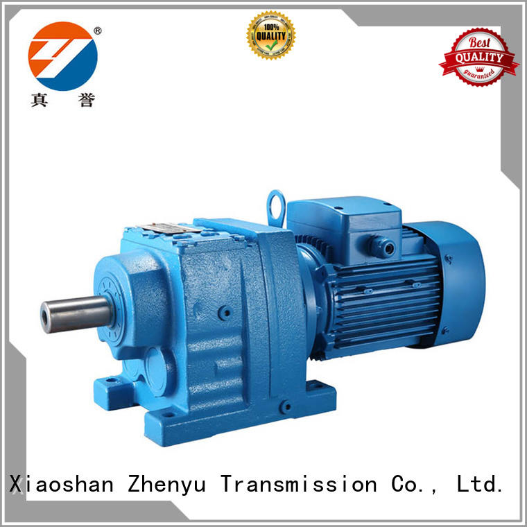 Zhenyu new-arrival gear reducer free design for mining