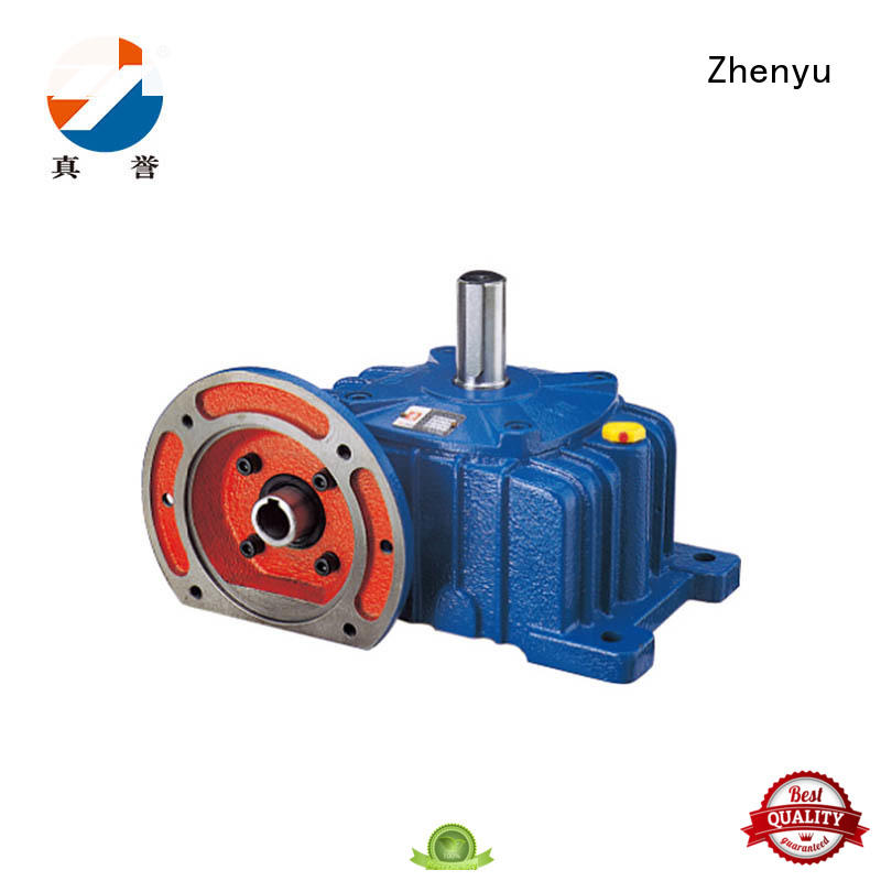 Zhenyu motor reducer long-term-use for transportation