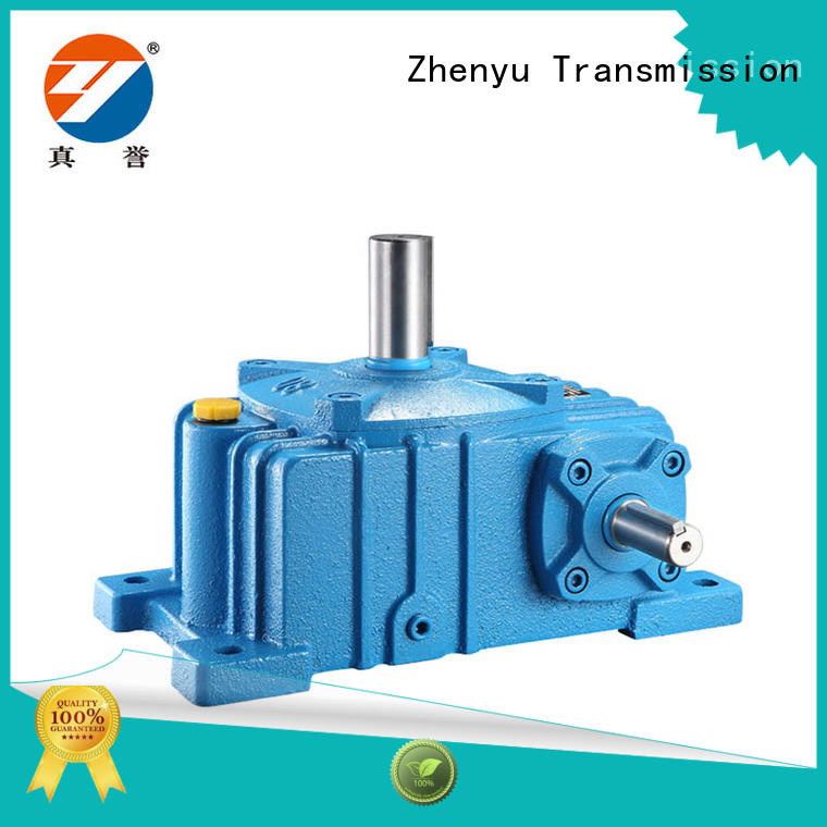 Zhenyu motor planetary reducer free design for construction