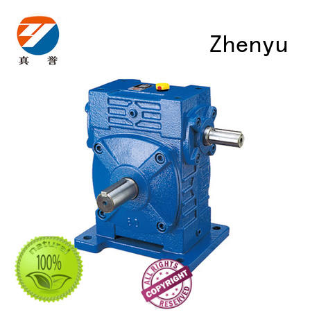 Zhenyu fine- quality speed reducer free quote for cement