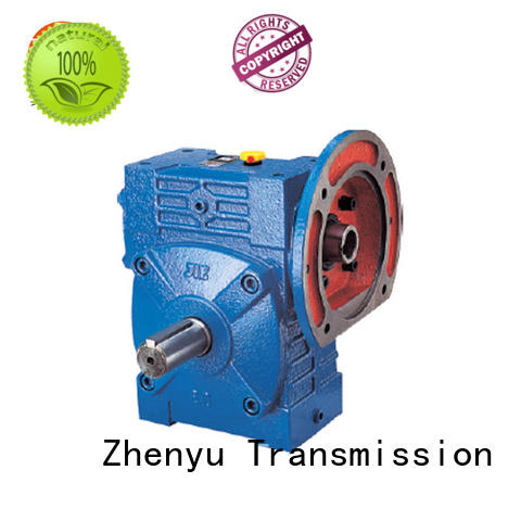 Zhenyu low cost industrial reduction gearbox for light industry