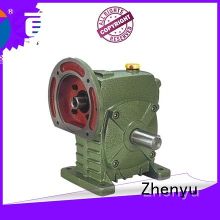 Zhenyu industrial sewing machine speed reducer free quote for mining