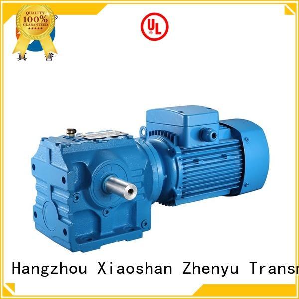 Zhenyu coaxial planetary gear box for mining