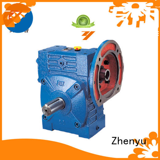 low cost sewing machine speed reducer gearbox China supplier for transportation