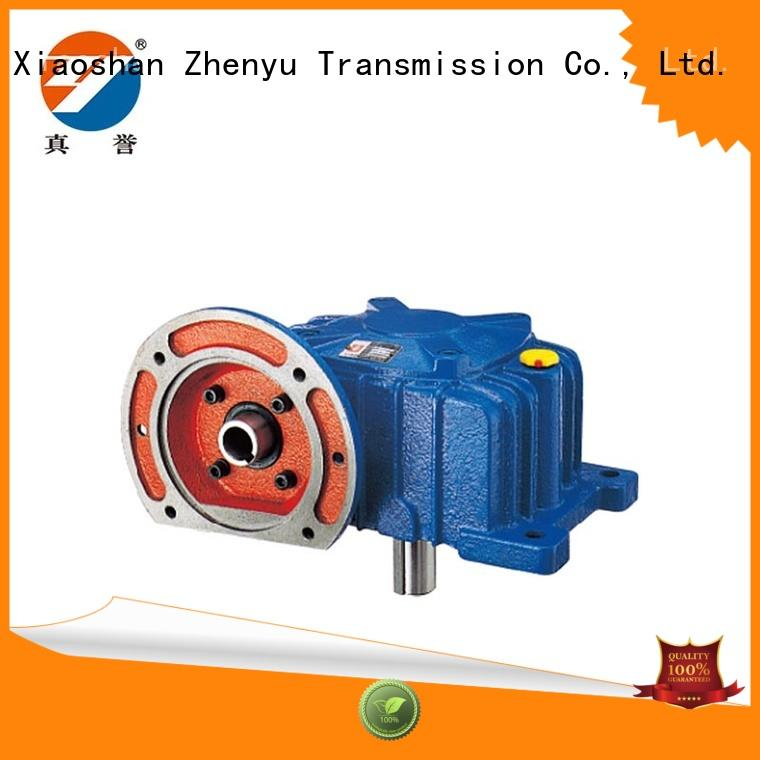 newly reduction gear box industrial free design for chemical steel