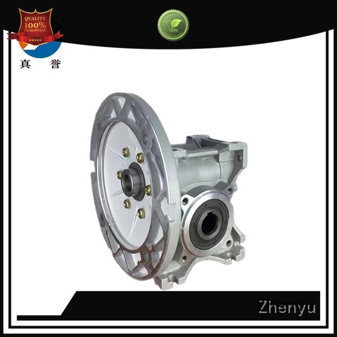 Zhenyu first-rate speed reducer China supplier for construction