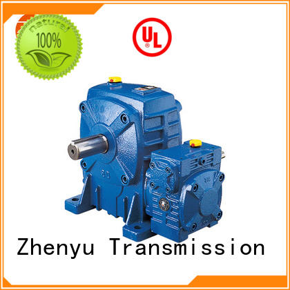 Zhenyu low cost speed gearbox free quote for printing