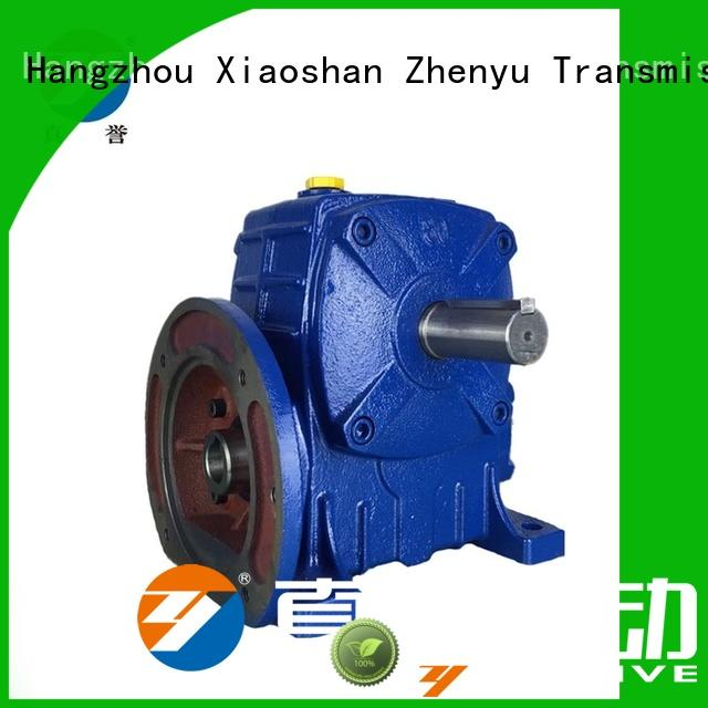 Zhenyu mechanical motor reducer order now for cement