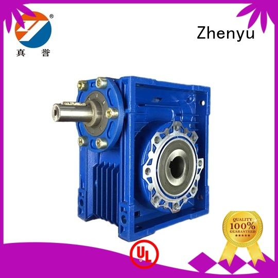 Zhenyu chinese planetary gear reduction certifications for transportation