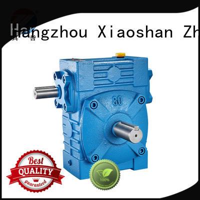 Zhenyu hot-sale inline speed reducer gearbox converter for printing