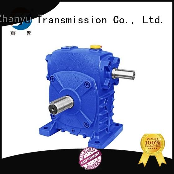 Zhenyu reducer transmission gearbox widely-use for cement