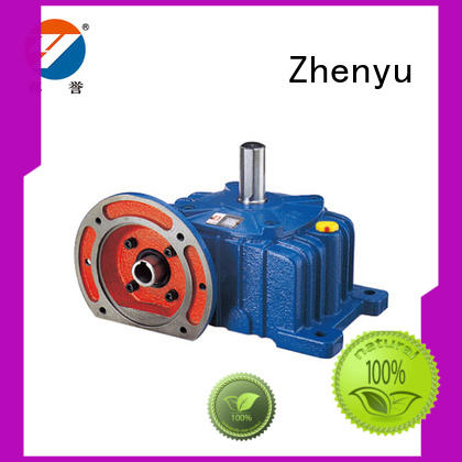 Zhenyu high-energy motor reducer widely-use for transportation