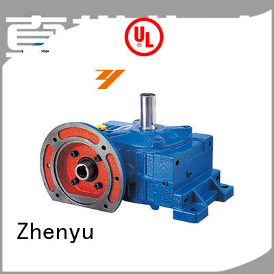 Zhenyu box speed reducer free quote for construction