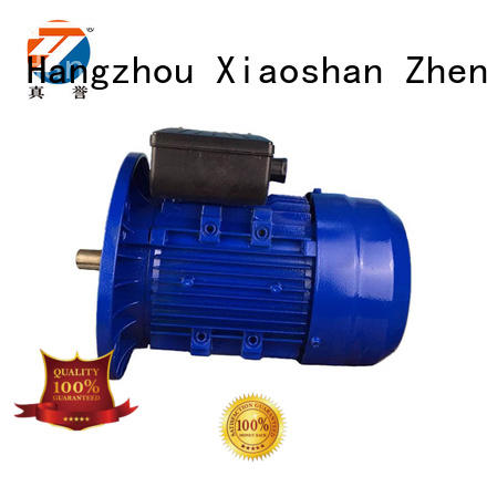 eco-friendly single phase ac motor yc free design for chemical industry