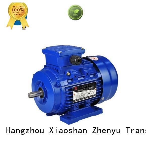 Zhenyu low cost three phase motor free design for mine
