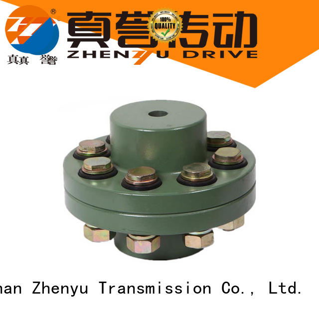 Zhenyu compact design flexible coupling types at discount for construction