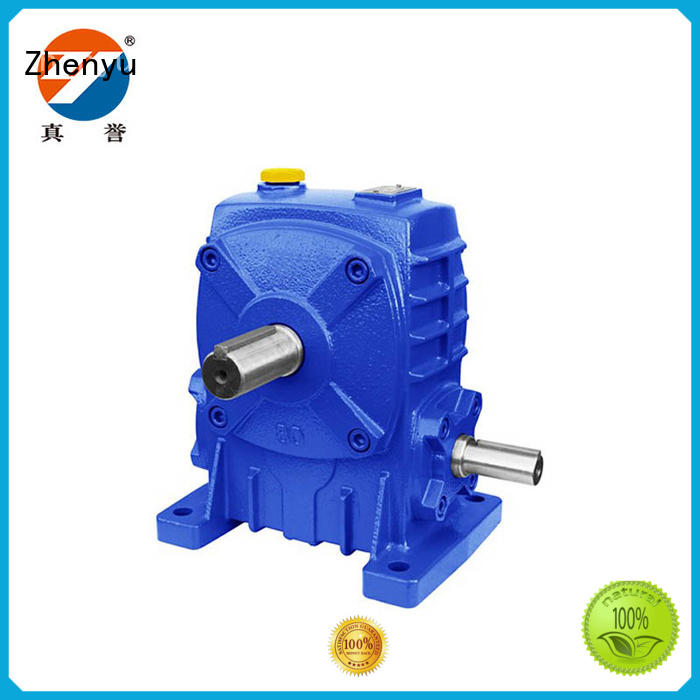Zhenyu newly speed reducer gearbox for mining