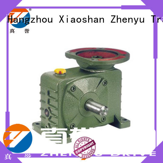 Zhenyu eco-friendly transmission gearbox free design for lifting