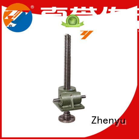 Zhenyu jack jack screw flange manufacturer for hydraulics