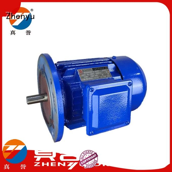 Zhenyu electric ac electric motors for wholesale for dyeing