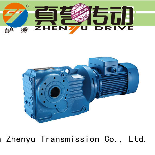 electric gearbox parts certifications for chemical steel Zhenyu
