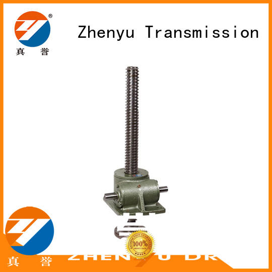 motor worm gear screw jack swl wholesale for printing