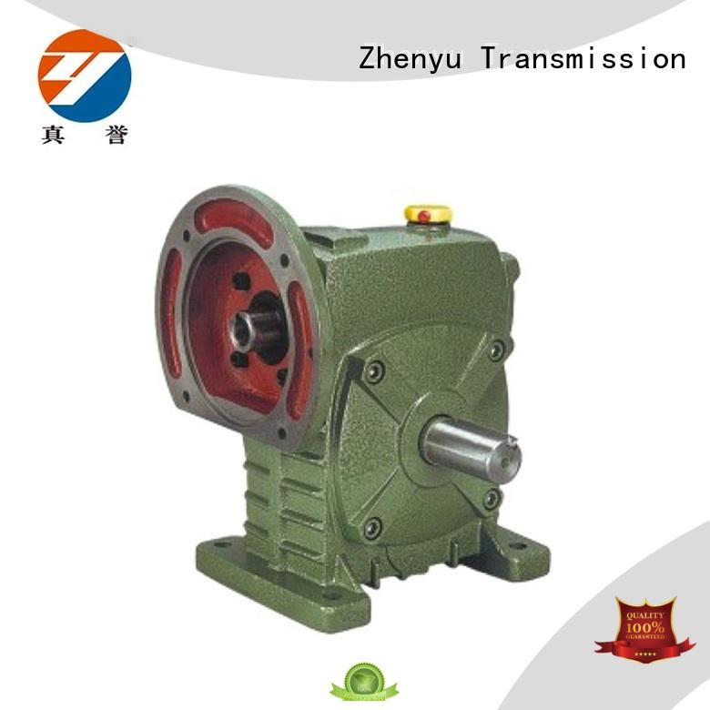 Zhenyu worm planetary reducer long-term-use for wind turbines