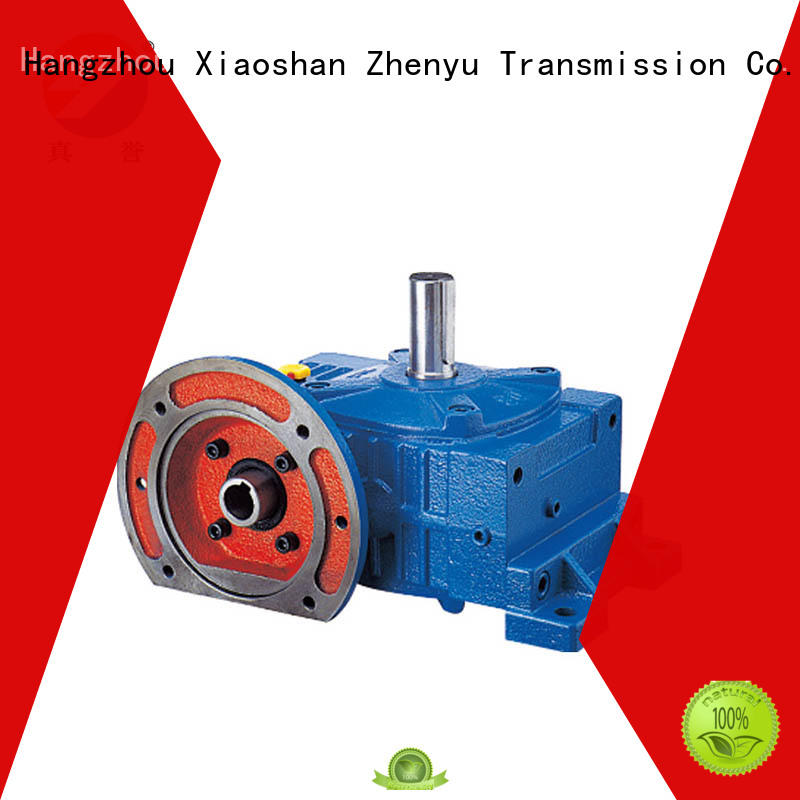Zhenyu metallurgical planetary gear reducer certifications for wind turbines