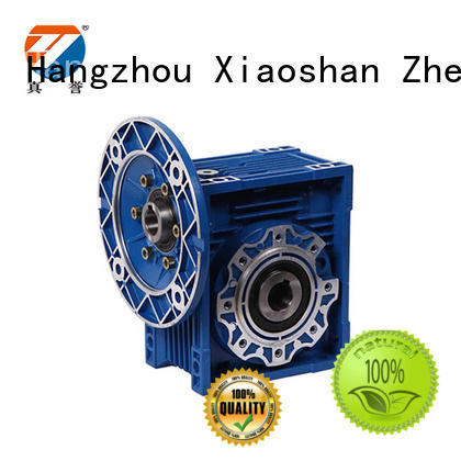 Zhenyu blue reduction gear box long-term-use for chemical steel
