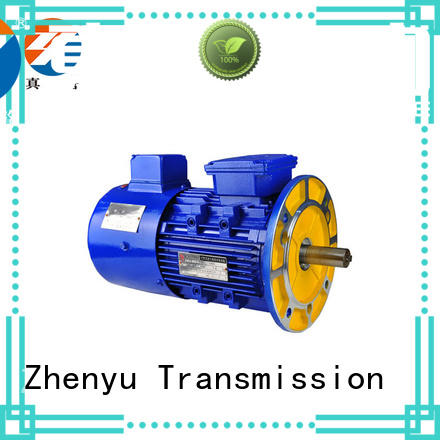 Zhenyu new-arrival ac electrical motor at discount for machine tool