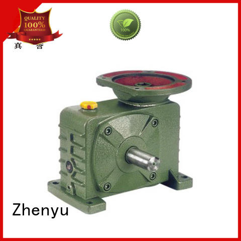 Zhenyu first-rate gear reducer gearbox certifications for metallurgical