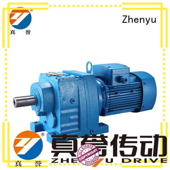 Zhenyu electricity transmission gearbox long-term-use for light industry