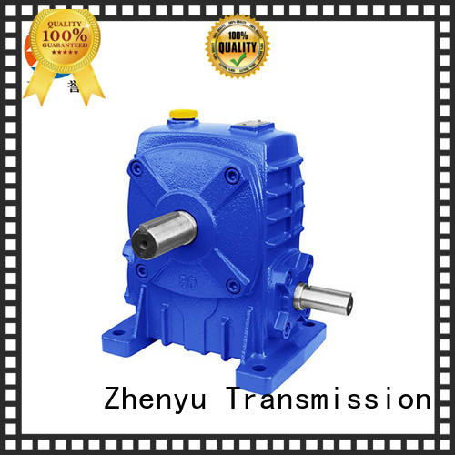 Zhenyu mounted electric motor gearbox long-term-use for chemical steel