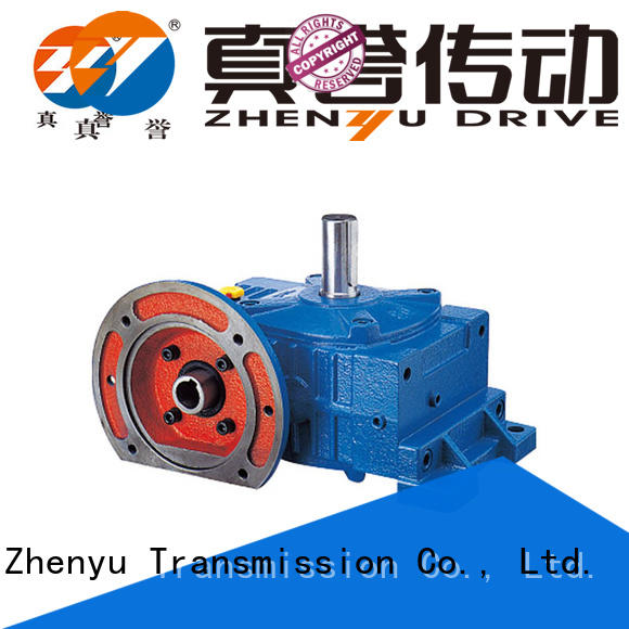 Zhenyu box motor reducer widely-use for mining