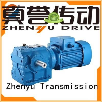 Zhenyu effective transmission gearbox widely-use for metallurgical