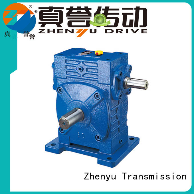 Zhenyu chinese speed reducer motor free quote for construction