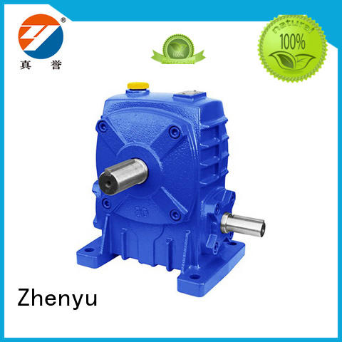 Zhenyu first-rate high speed gear motor for printing