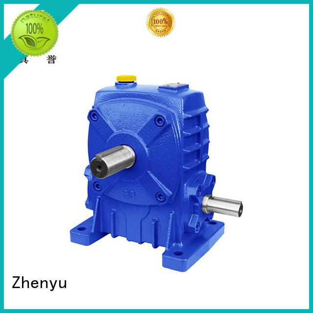 WPA speed reducer 2.2kw industrial gearbox speed reducer