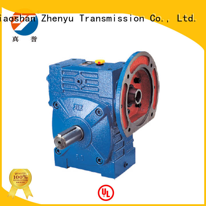 Zhenyu eco-friendly planetary gear reduction order now for lifting